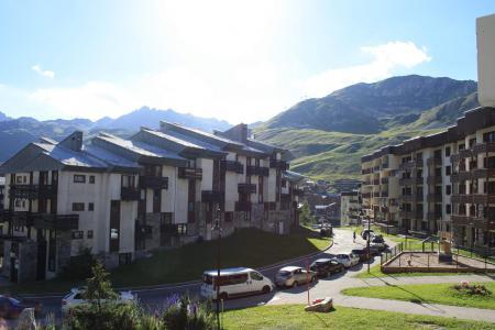 Rent in ski resort Studio sleeping corner 4 people (038CL) - Résidence Home Club 1 - Tignes