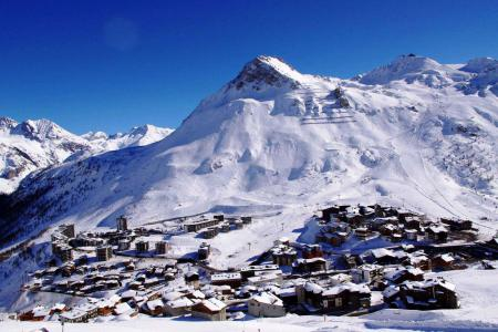 Rent in ski resort Studio sleeping corner 4 people (019CL) - Résidence Home Club 1 - Tignes