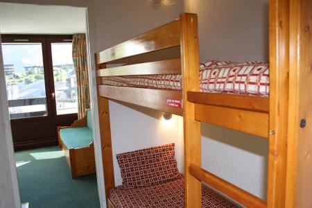Rent in ski resort Studio sleeping corner 4 people (038CL) - Résidence Home Club 1 - Tignes - Bunk beds