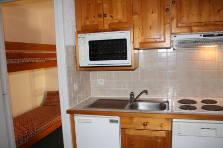 Rent in ski resort Studio sleeping corner 4 people (038CL) - Résidence Home Club 1 - Tignes - Kitchenette