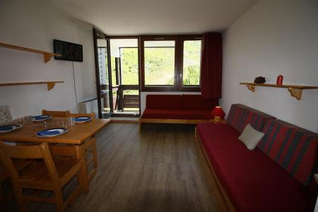 Rent in ski resort Studio sleeping corner 4 people (201CL) - Résidence Home Club 2 - Tignes