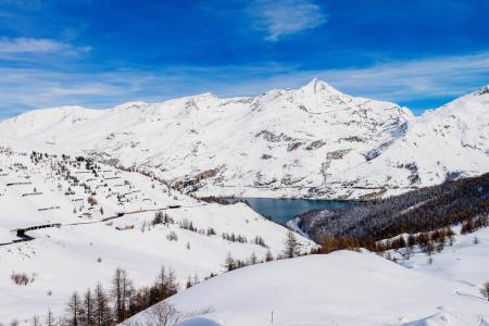 Rent in ski resort Studio sleeping corner 4 people (192CL) - Résidence Home Club 2 - Tignes - Winter outside
