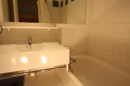 Rent in ski resort Studio sleeping corner 4 people (137CL) - Résidence Home Club 2 - Tignes - Bath-tub