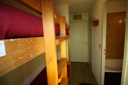 Rent in ski resort Studio sleeping corner 4 people (201CL) - Résidence Home Club 2 - Tignes - Bunk beds