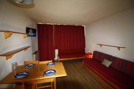 Rent in ski resort Studio sleeping corner 4 people (201CL) - Résidence Home Club 2 - Tignes - Living room