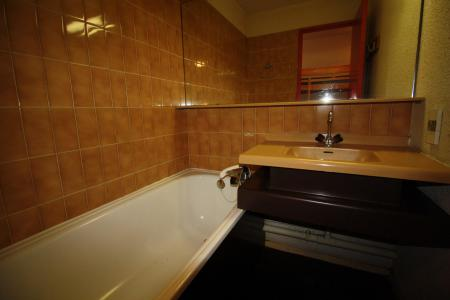 Rent in ski resort Studio sleeping corner 4 people (231CL) - Résidence Home Club 2 - Tignes - Bath-tub