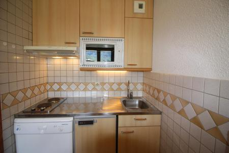 Rent in ski resort Studio sleeping corner 4 people (231CL) - Résidence Home Club 2 - Tignes - Kitchenette