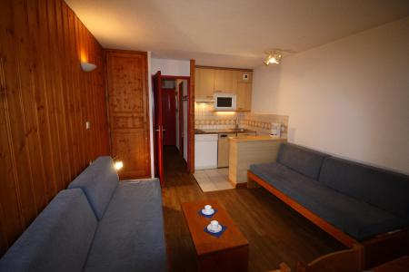 Rent in ski resort Studio sleeping corner 4 people (231CL) - Résidence Home Club 2 - Tignes - Living room