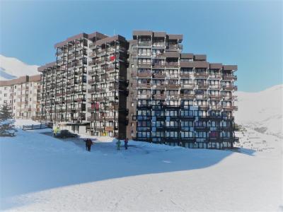 Location au ski Residence Home Club - Tignes - Extérieur hiver