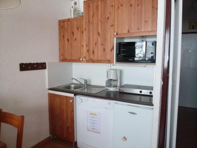 Location au ski Studio coin montagne 4 personnes (207) - Résidence Home Club - Tignes
