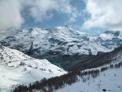 Location au ski Studio coin montagne 4 personnes (250) - Résidence Home Club - Tignes