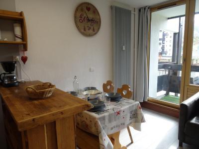 Location au ski Studio coin montagne 4 personnes (06R) - Résidence Home Club - Tignes