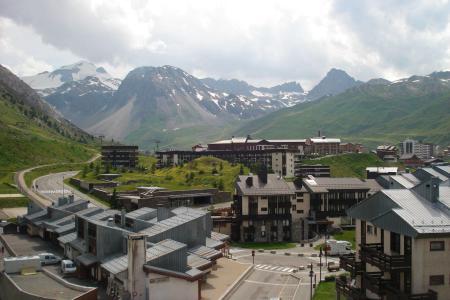 Location au ski Studio coin montagne 4 personnes (052R) - Résidence Home Club - Tignes
