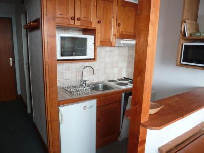 Location au ski Studio coin montagne 4 personnes (086) - Residence Home Club - Tignes - Kitchenette