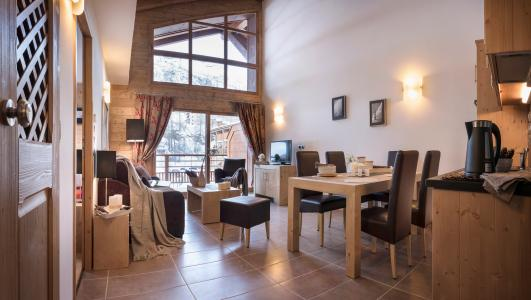 Rent in ski resort Résidence Kalinda Village - Tignes - Living room