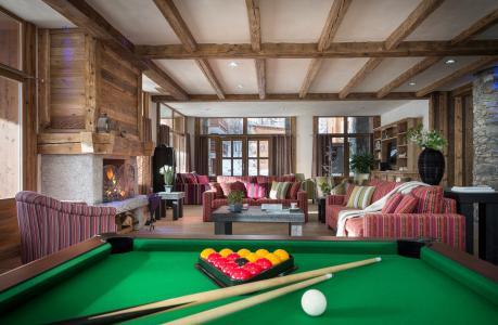 Rent in ski resort Résidence Kalinda Village - Tignes - Pool