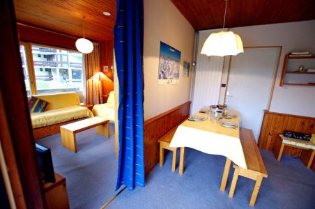 Rent in ski resort 2 room apartment 5 people (06CL) - Résidence la Grande Casse - Tignes - Seat bed- pull out bed