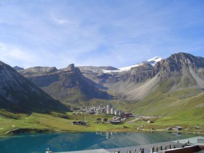 Location au ski Studio coin montagne 4 personnes (862) - Résidence le Bec Rouge - Tignes