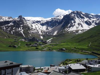 Vacances en montagne Studio 4 personnes (272) - Résidence le Bec Rouge - Tignes - Extérieur hiver