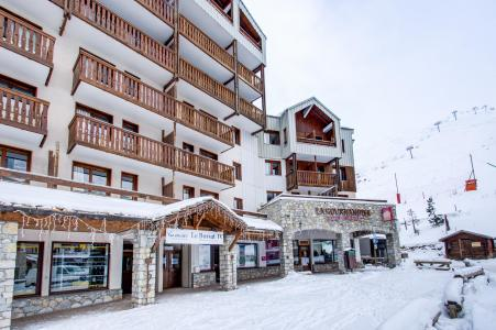 Rent in ski resort Résidence le Borsat IV - Tignes - Winter outside
