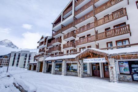 Location Tignes Val Claret : Résidence le Borsat IV hiver