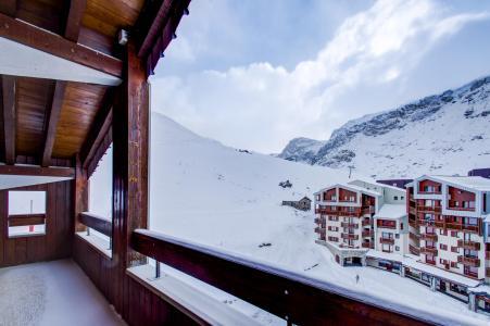 Rent in ski resort Résidence le Borsat IV - Tignes - Balcony
