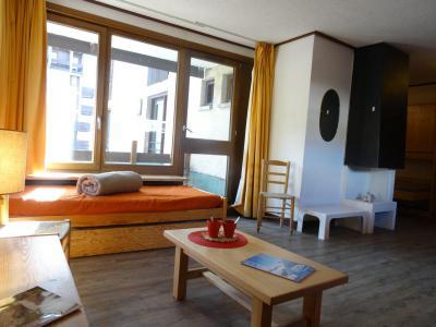 Location au ski Appartement 2 pièces coin montagne 5 personnes (01) - Residence Le Grand Tichot B - Tignes - Banquette