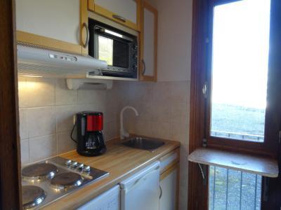 Location au ski Appartement 2 pièces coin montagne 5 personnes (01) - Residence Le Grand Tichot B - Tignes - Cuisine