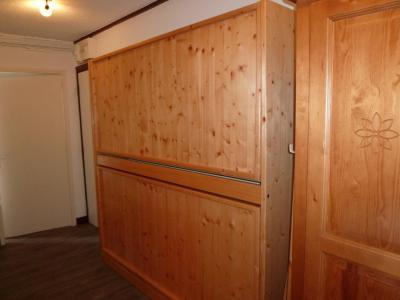 Location au ski Appartement 2 pièces coin montagne 5 personnes (01) - Residence Le Grand Tichot B - Tignes - Lit rabattable