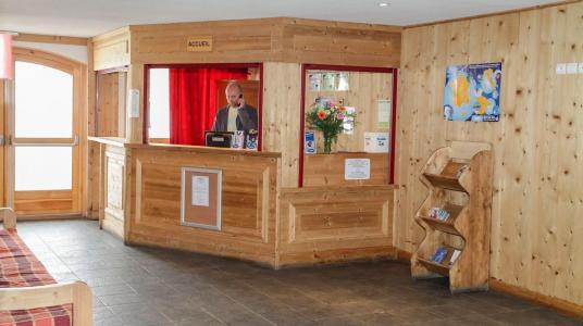 Location au ski Résidence le Hameau du Borsat - Tignes - Réception