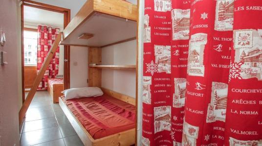 Location au ski Résidence le Hameau du Borsat - Tignes - Lit simple