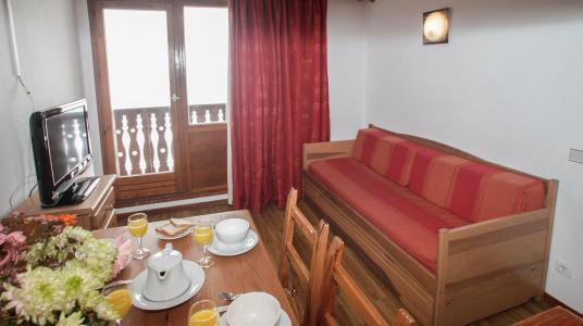 Location au ski Résidence le Hameau du Borsat - Tignes - Séjour