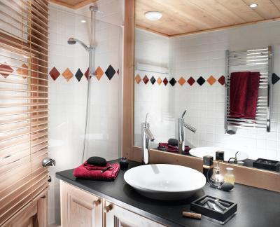 Location au ski Résidence le Jhana - Tignes - Salle de bains