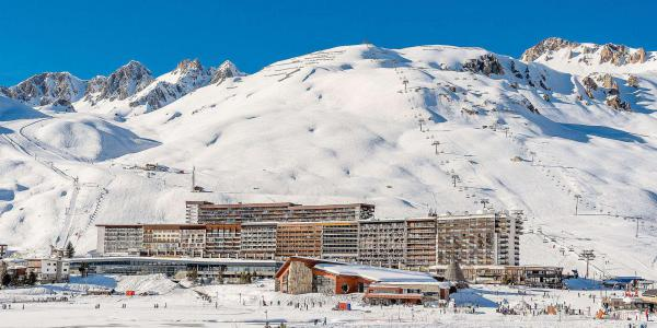 Rent in ski resort Résidence le Lac - Tignes - Winter outside