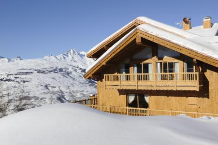 Verleih  : Résidence le Lodge des Neiges winter