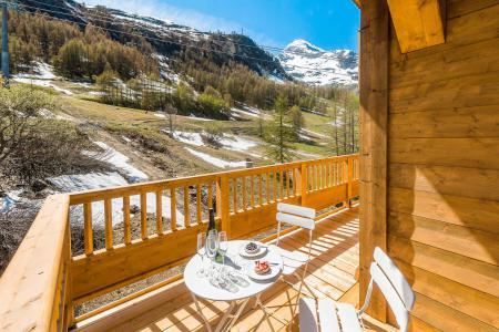 Location au ski Appartement duplex 5 pièces 8 personnes (20P) - Résidence le Lodge des Neiges C - Tignes