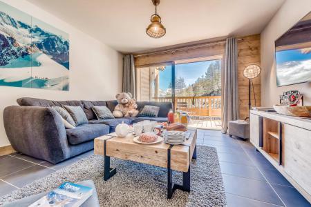 Location au ski Appartement duplex 5 pièces 8 personnes (20P) - Résidence le Lodge des Neiges C - Tignes - Appartement