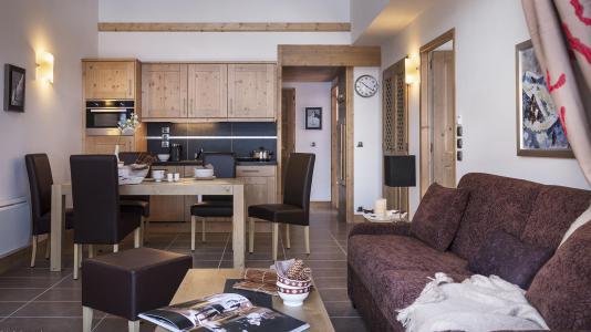 Rent in ski resort Résidence le Lodge des Neiges - Tignes - Kitchenette