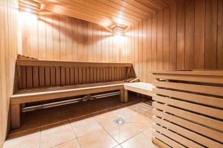 Rent in ski resort Résidence le Lodge des Neiges - Tignes - Sauna