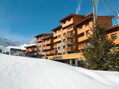 Location Val Claret : Residence Le Nevada hiver