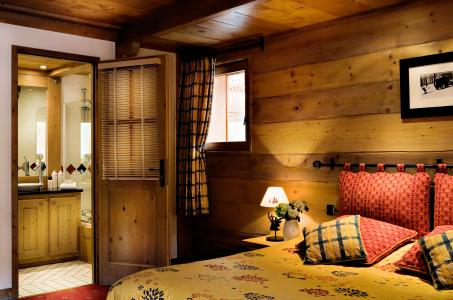 Location au ski Résidence le Névada - Tignes - Chambre