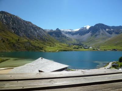 Location au ski Studio 4 personnes (905) - Residence Le Palafour - Tignes