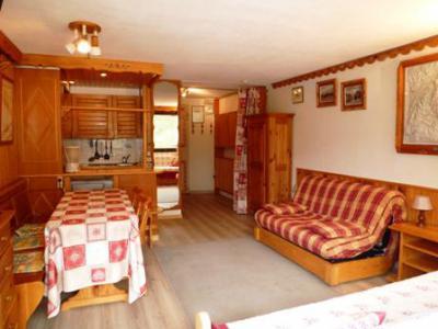 Location au ski Studio 5 personnes (706) - Résidence le Palafour - Tignes - Appartement