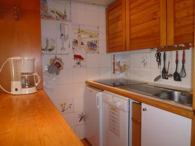 Location au ski Studio 5 personnes (706) - Résidence le Palafour - Tignes - Cuisine