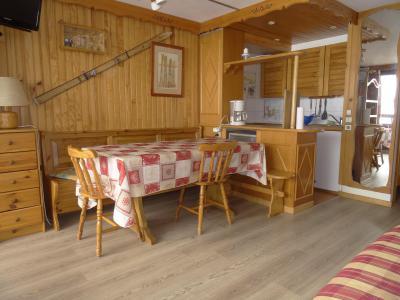 Location au ski Studio 5 personnes (706) - Résidence le Palafour - Tignes - Séjour