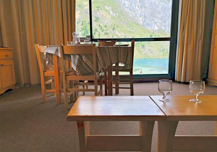 Location au ski Studio coin montagne 4 personnes (708) - Résidence le Palafour - Tignes - Cuisine
