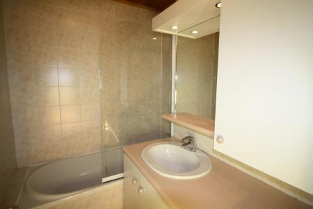 Rent in ski resort 2 room apartment 6 people (22CL) - Résidence le Pontet B - Tignes - Bath-tub