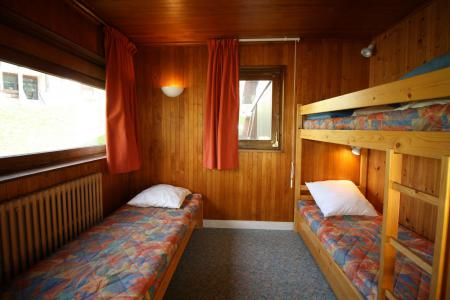 Rent in ski resort 2 room apartment 6 people (22CL) - Résidence le Pontet B - Tignes - Bunk beds