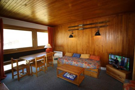 Rent in ski resort 2 room apartment 6 people (22CL) - Résidence le Pontet B - Tignes - Living room