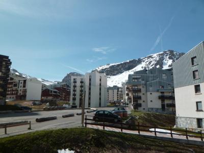 Vacances en montagne Résidence le Pramecou - Tignes - Extérieur hiver
